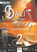 photo BALI'S SUMMER NIGHT