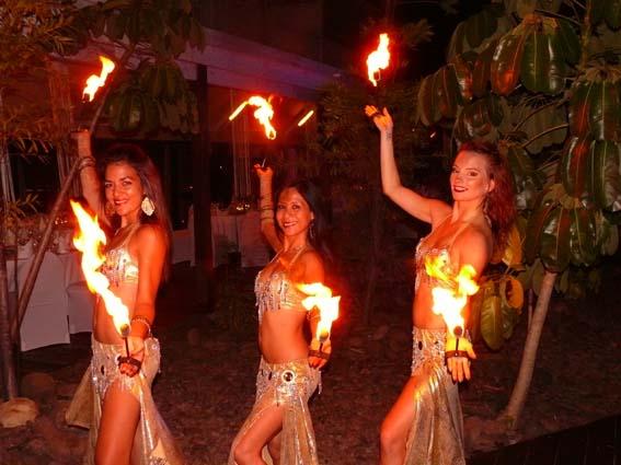 danseuses du feu