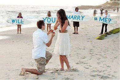 demande en mariage, lune de miel,  journée cohésion séminaire féerie, romantique