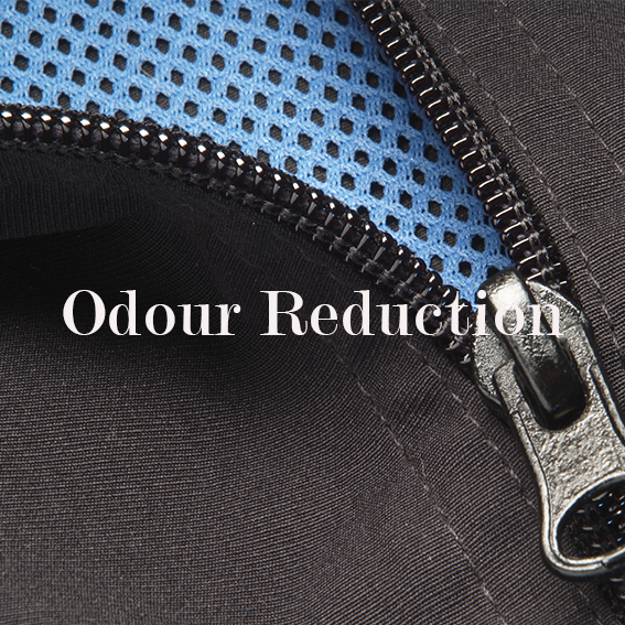 odour reduction
