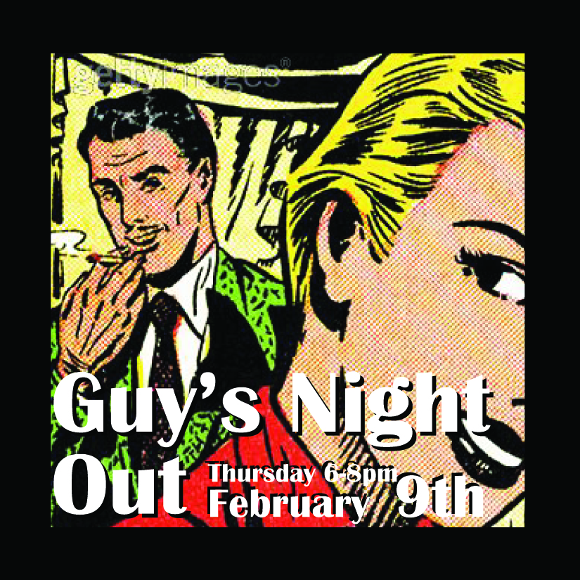 Guys Night Out 2013