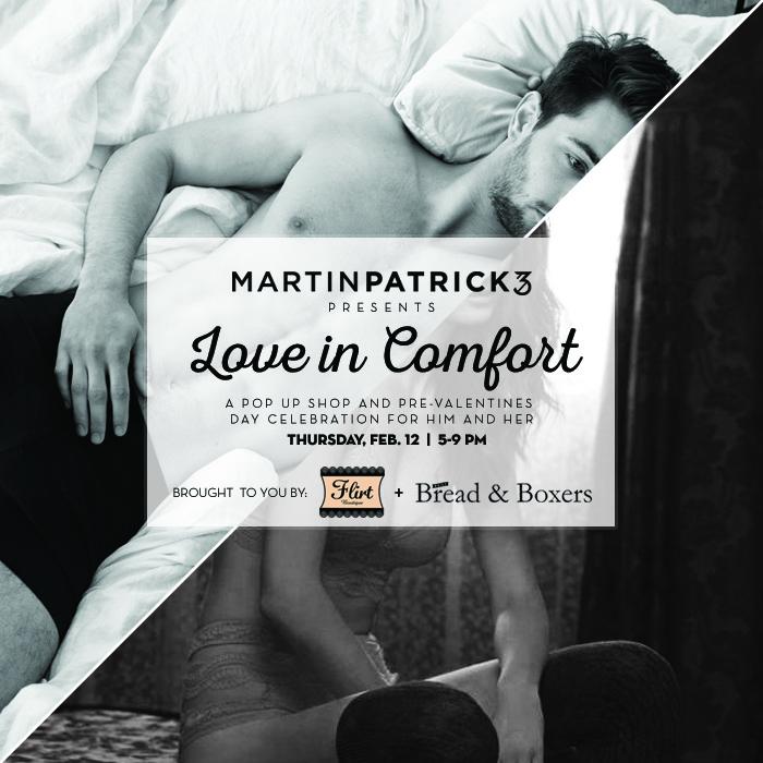Love in Comfort