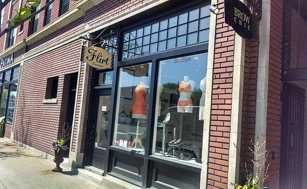 Flirt Boutique | St. Paul, MN | Lingerie Boutique