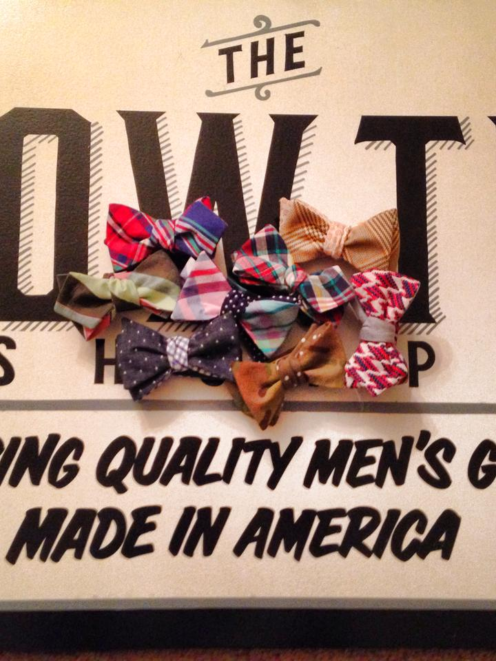The Bow Tie Shoppe Trunk Show