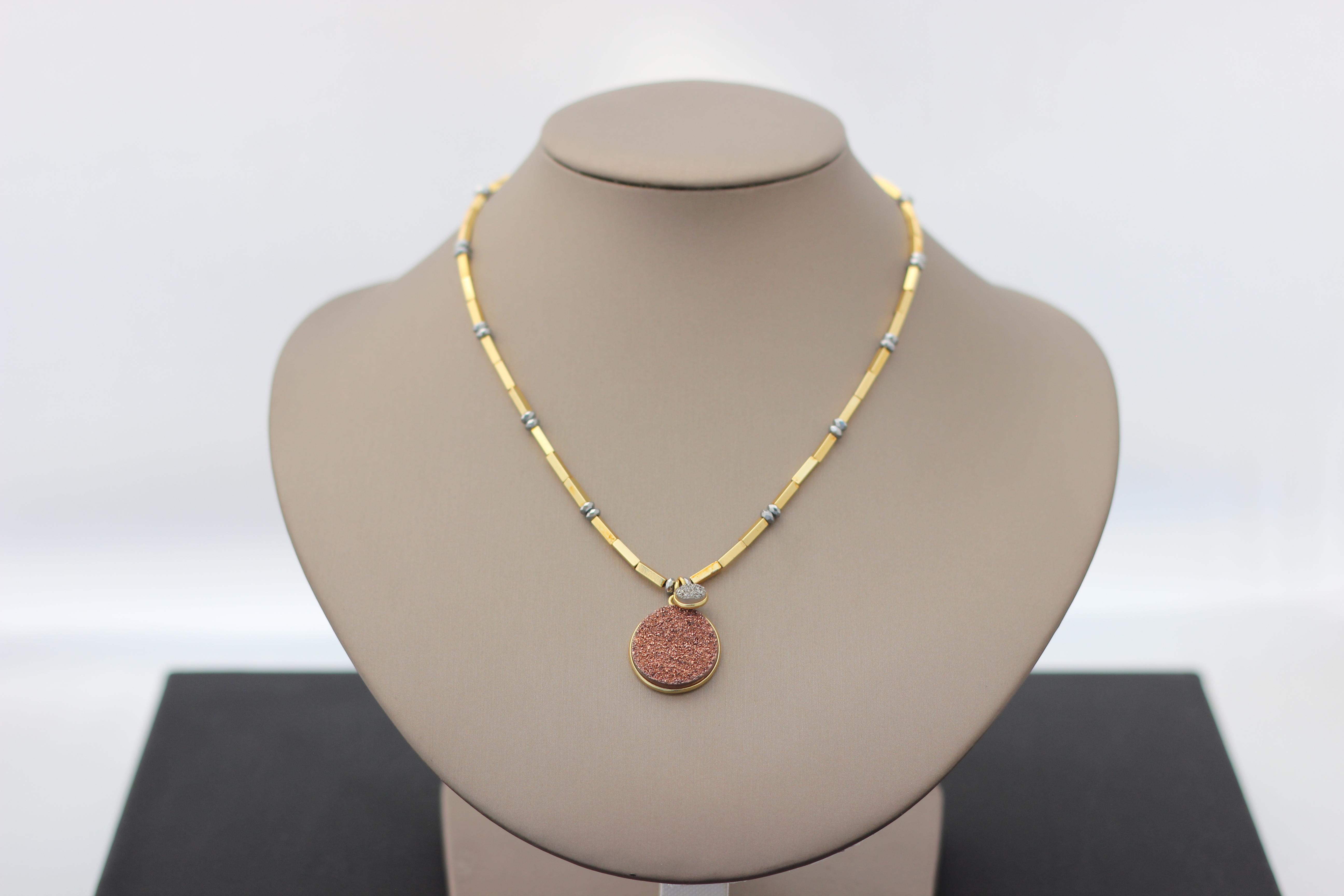 9. Hematite, Druzy | $94