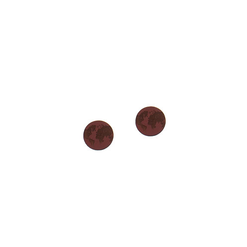 Mini Earth earrings