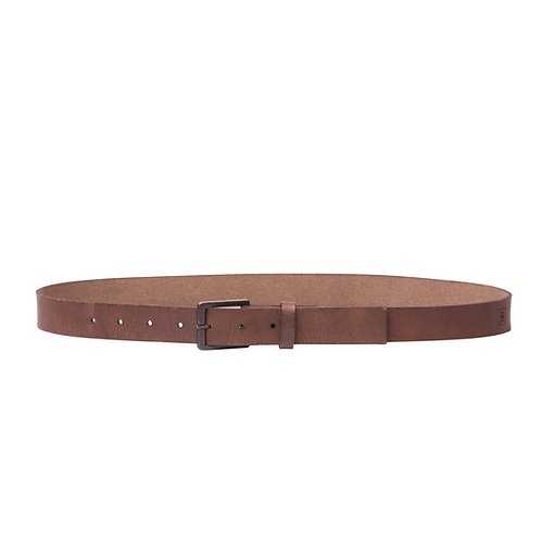 Distressed Copper Buckle 28MM Belt