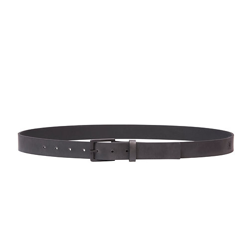 Black Matte Buckle 28MM Belt