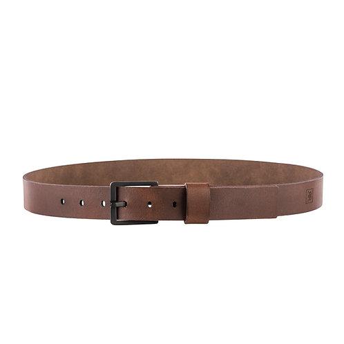 Black Matte Buckle 34MM Belt