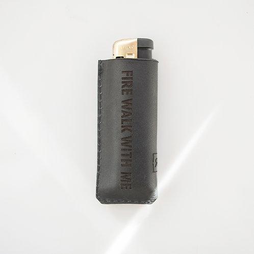 Twin Peaks Black Lighter case