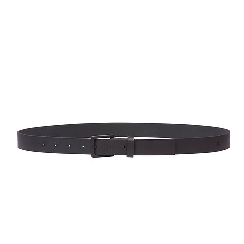 Black Matte Buckle 28MM Belt