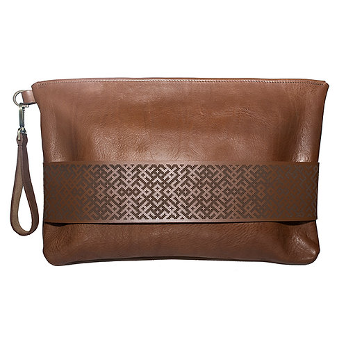 A4+ sized Bag with Lielvardes belt pattern