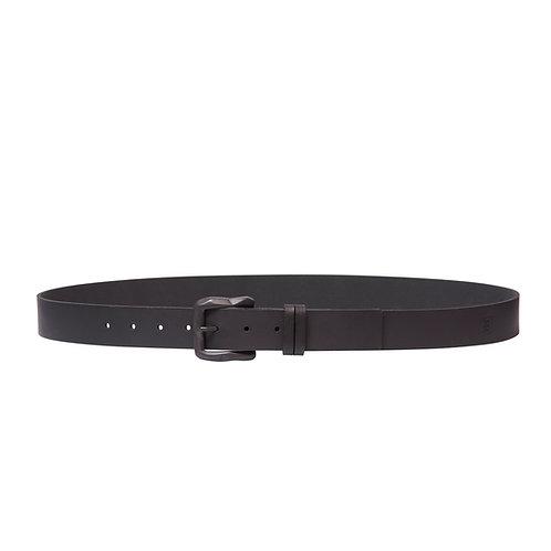 Facet Buckle Belt