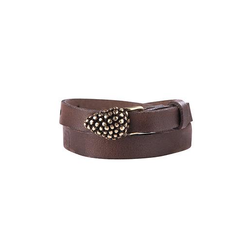 Bronze Pine cone Bracelet