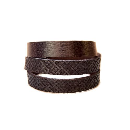 Triple wrap Lielvardes belt Bracelet
