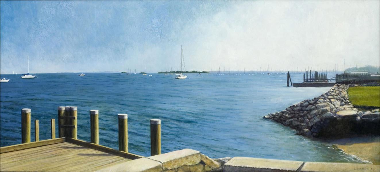 'Noank Town Dock'