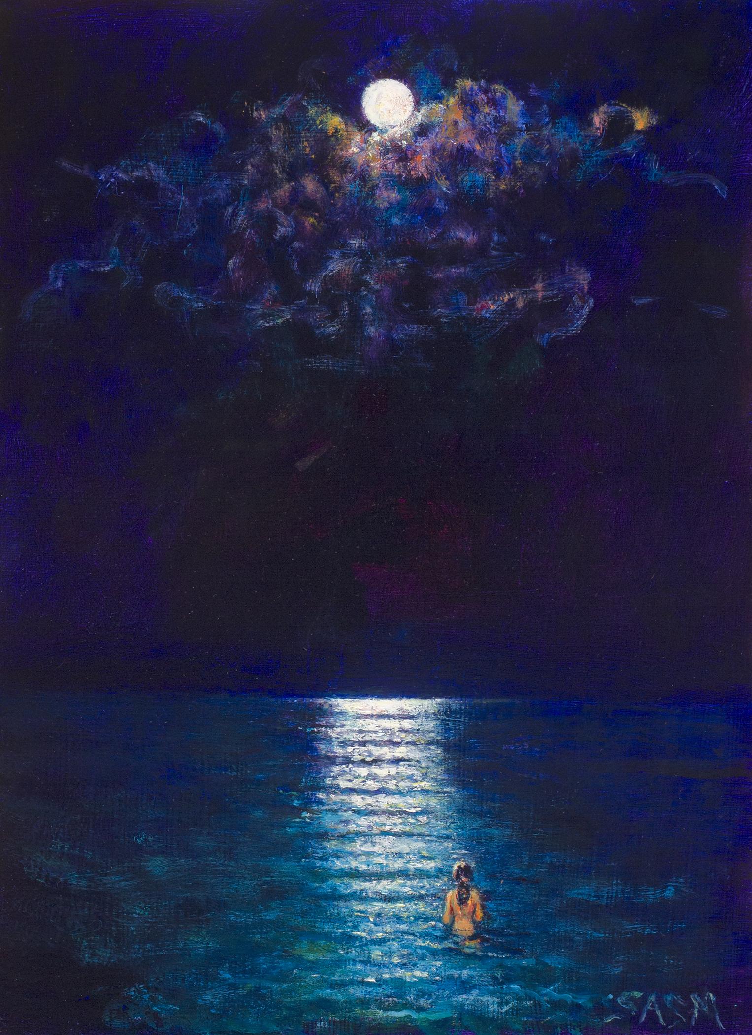 'Moonlight Swim'