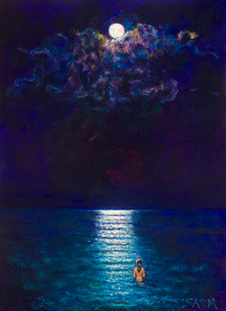 'Moonlight Swim'