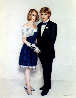 'Prom Portrait'