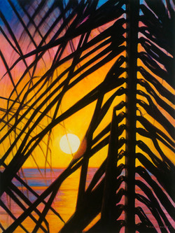 'Key West Sunset'