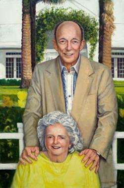 'Mr. and Mrs. Henry Baker'