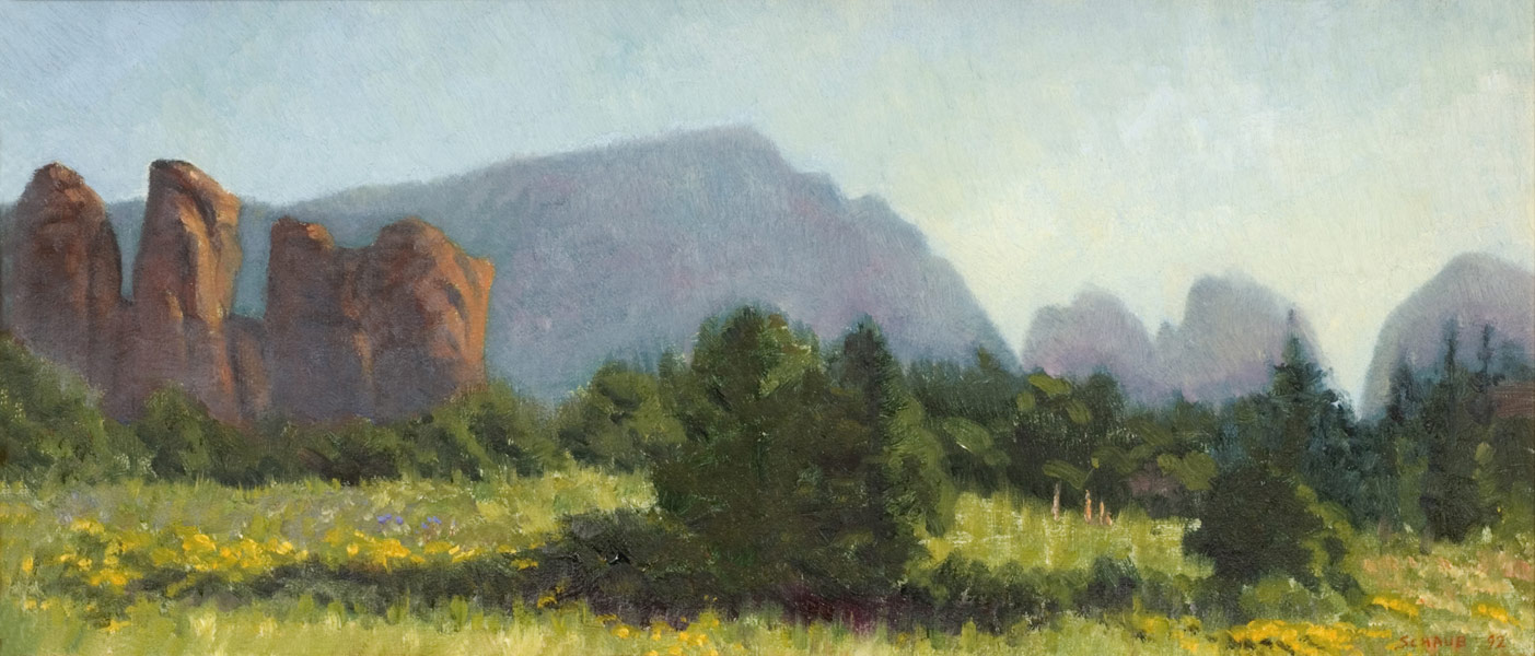 Coffee Pot Rock, Sedona Arizona