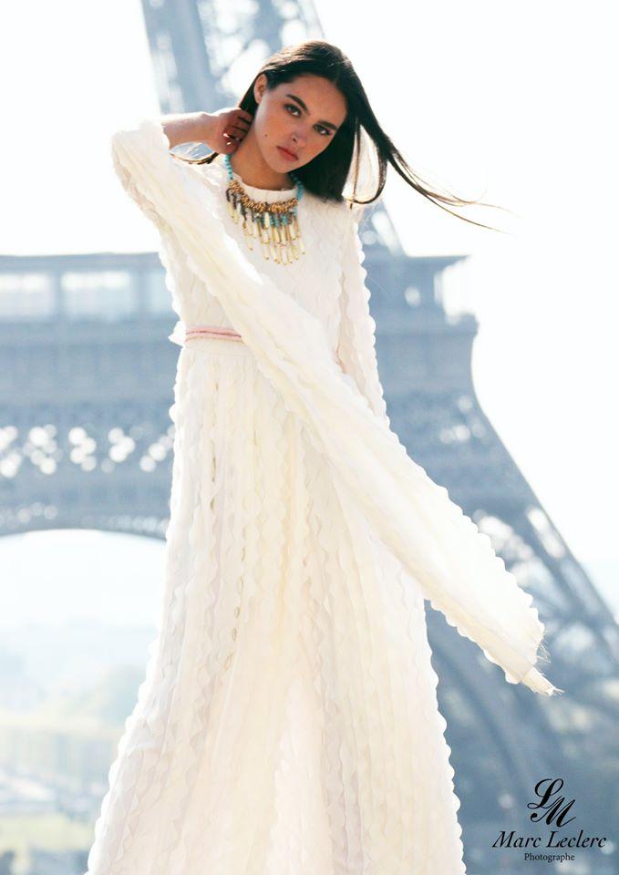 Amelie Gagnate Top Model Europe 2019