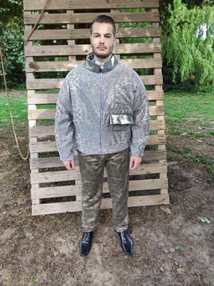 Bombers fashion victim oversize