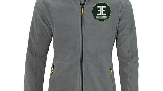 Euphoriance Full Zip Fleece