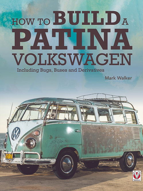 How to Build a Patina Volkswagen Book