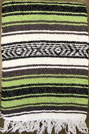 Mexican Blanket - Avocado