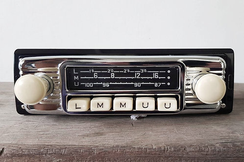 Blaupunkt Style Bluetooth Radio (A) in Black or Ivory
