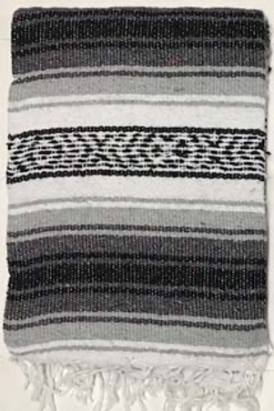 Mexican Blanket - Grey