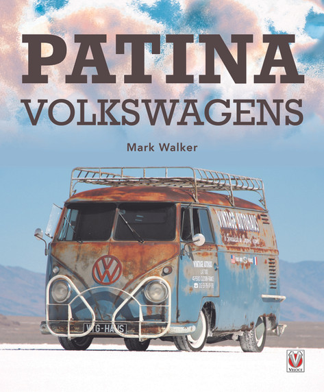Patina Volkswagens - first book in the series