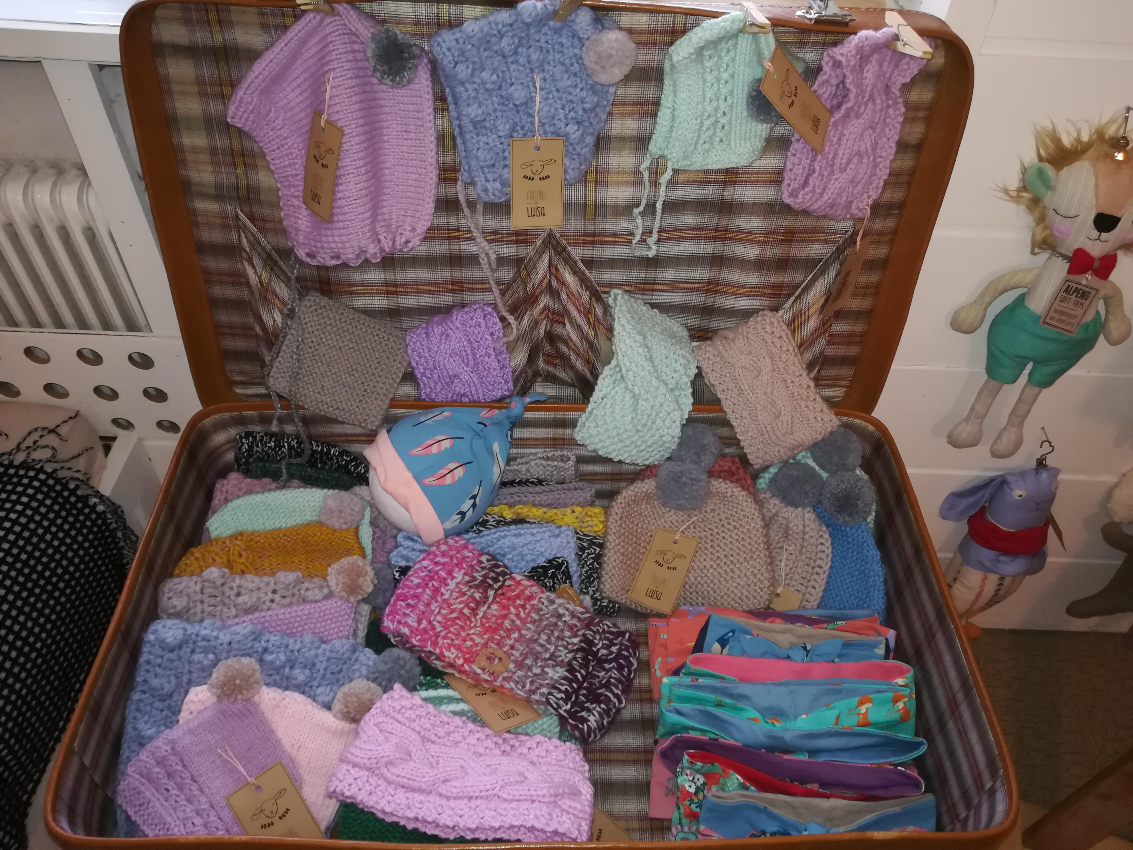 yes i knit