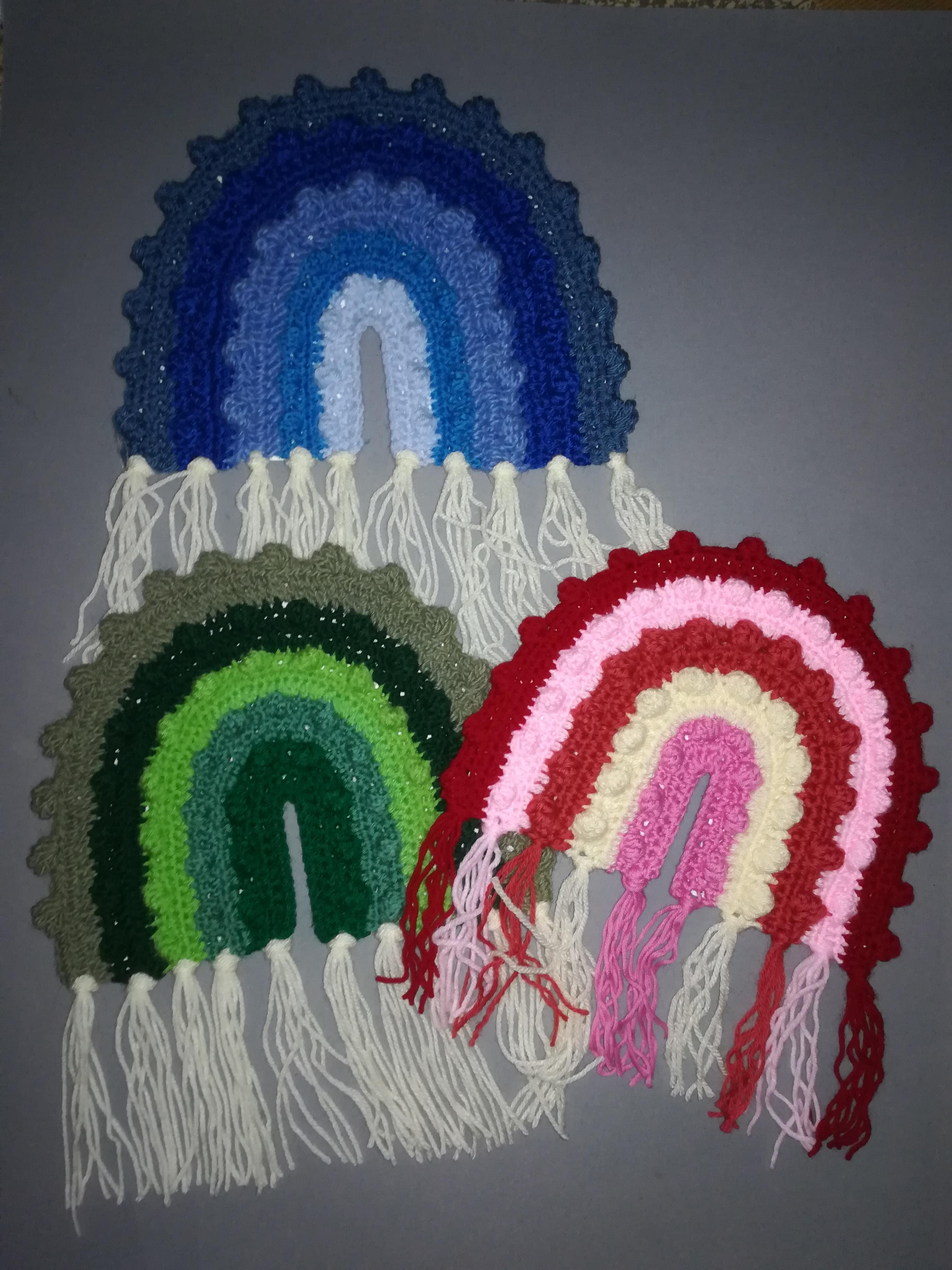 Rainbow Deko