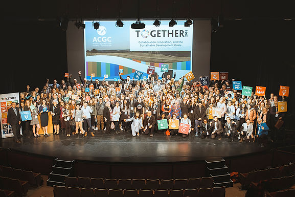 Alberta Council for Global Cooperation - How to Change the World
