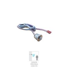 Sensor presença com fio