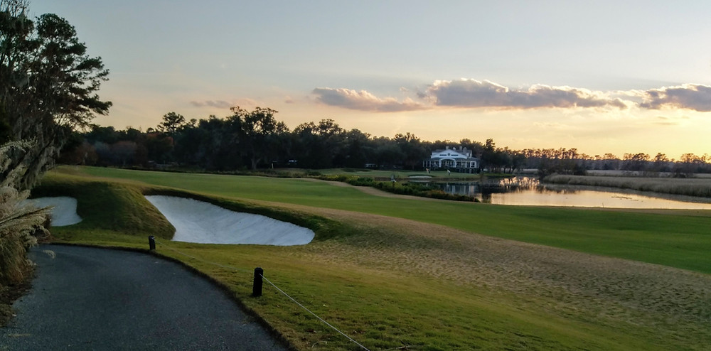 Caledonia Golf and Fish Club in Pawleys Island SC by Mike Strantz