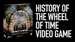 """The History of """"The Wheel of Time"""" Video Game"""