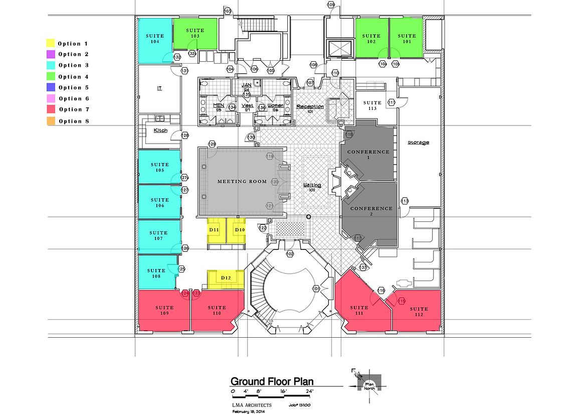 Montecito Suites 1020 State Ground floor