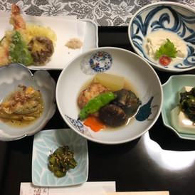 初秋の夕飯