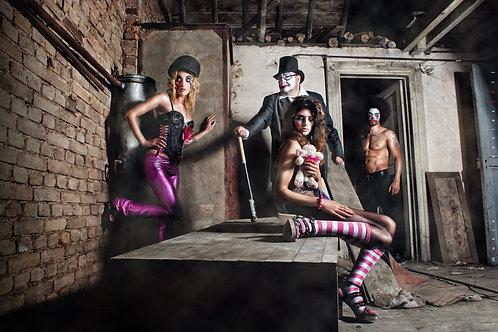 Circus maximus in the room