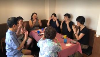 勉強した手話を実践できる「手話を学べるイベント」毎月開催 手話勉強会など 東京