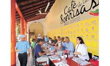 ろう者が働く世界のカフェ紹介 ニカラグア 世界で活躍するろう者No.2