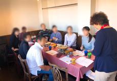 ジンジャーシロップ作り   手話イベント