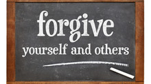 Forgiveness is Difficult, but Worth it