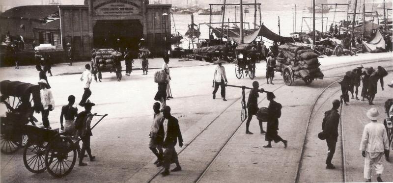 40年代三角碼頭.jpg