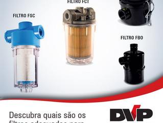 Descubra quais são os filtros adequados para cada sistema de vácuo