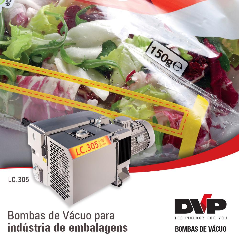 bomba de vácuo para embalagens